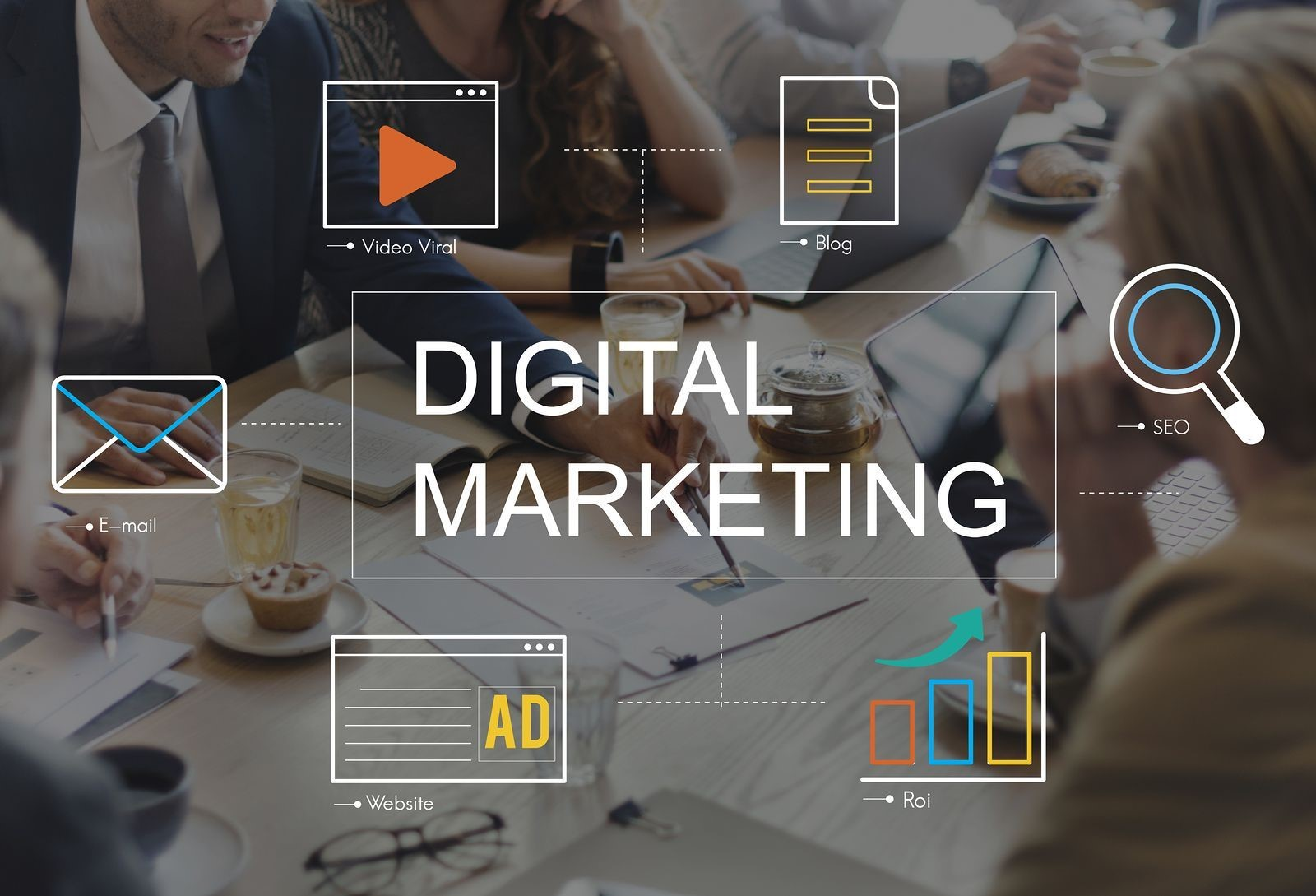 How a Digital Marketing Company Can Improve your Brand Visibility